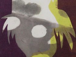 """monotype, 12.25"""" x 9.25"""", 2011"""